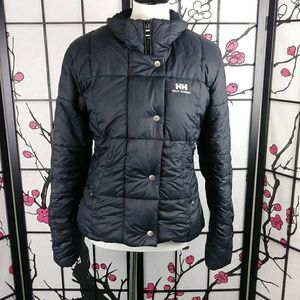 Helly Hansen Mt Jacket Down Lightweight Navy Coat